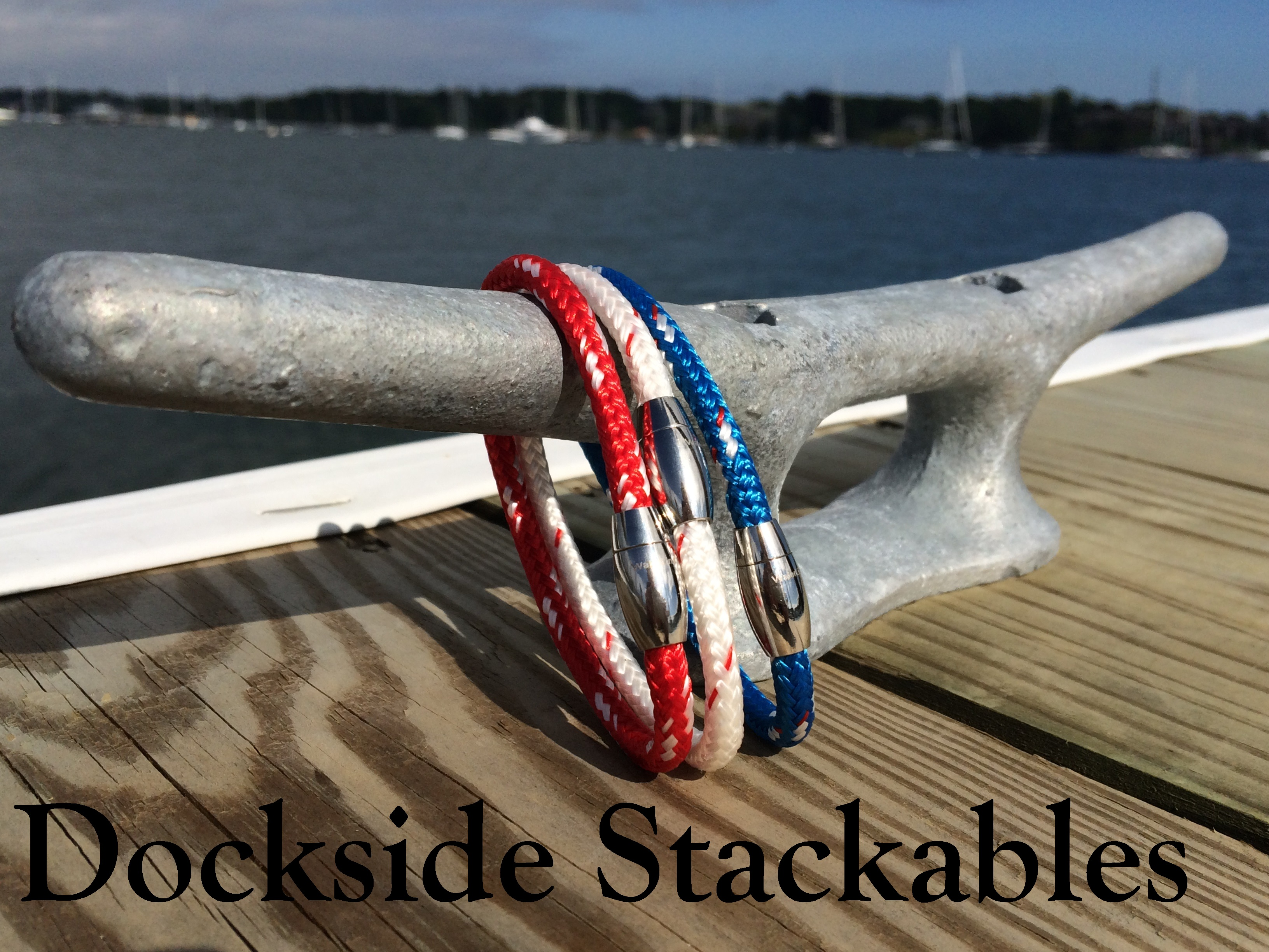 WaterLine Dockside Stackable Bracelets